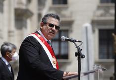 Manuel Merino y el proceso de vacancia contra Viscarra
