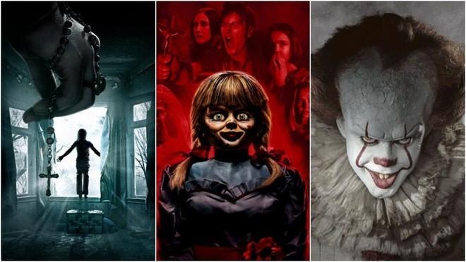 Las mejores 4 películas que debes ver CINE DE TERROR