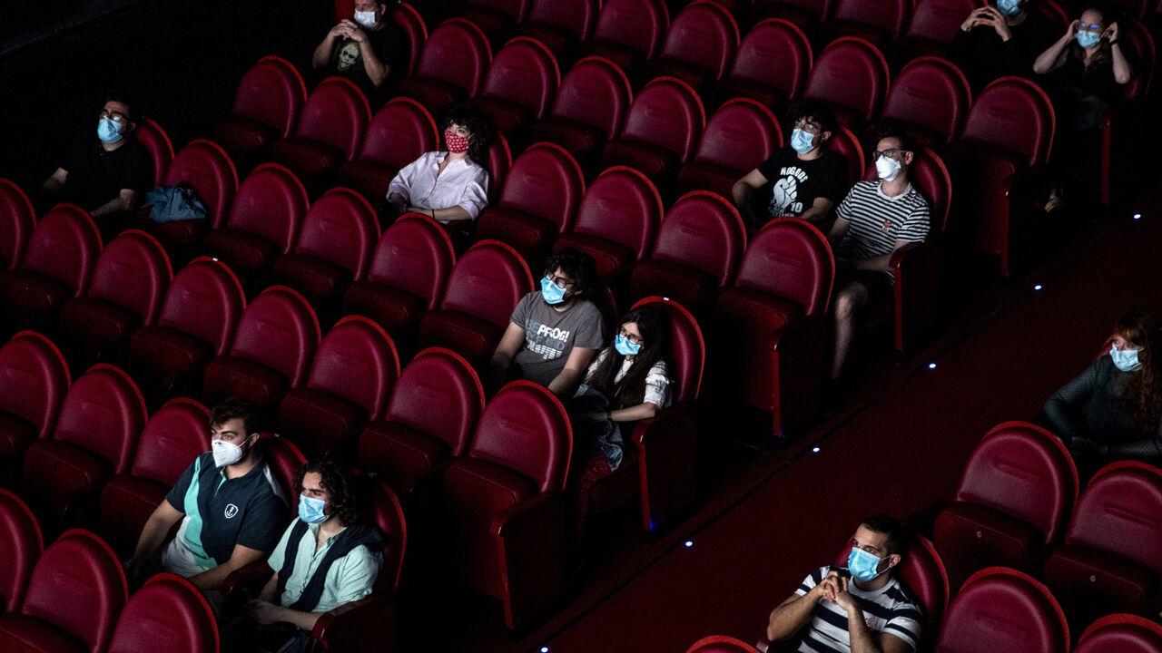 Reapertura de los cines en Latinoamérica