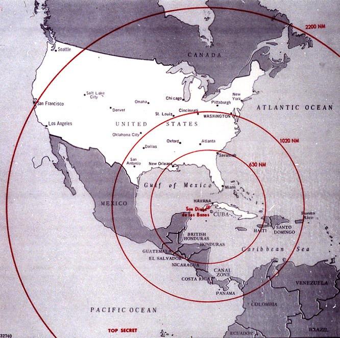 La sequía de misiles en Cuba