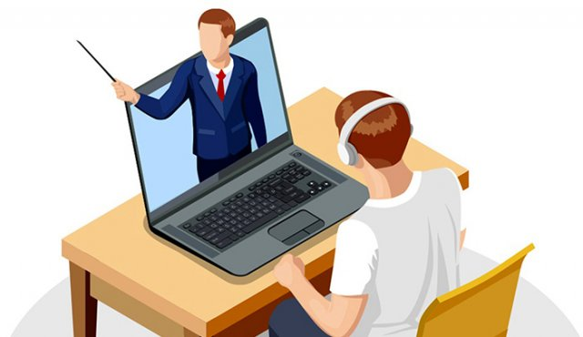 La apatía le gana a la educación virtual