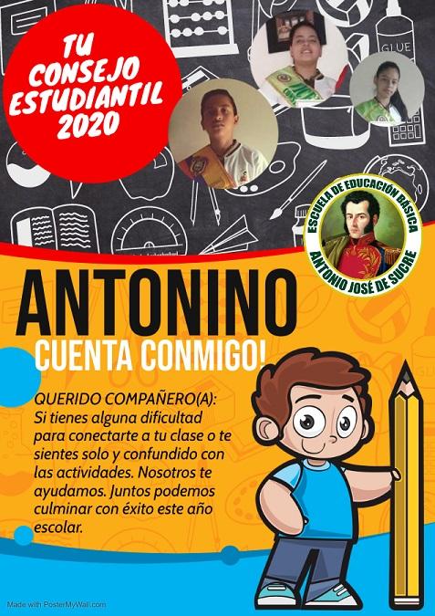 CONSEJO ESTUDIANTIL EMPRENDIÓ CAMPAÑA