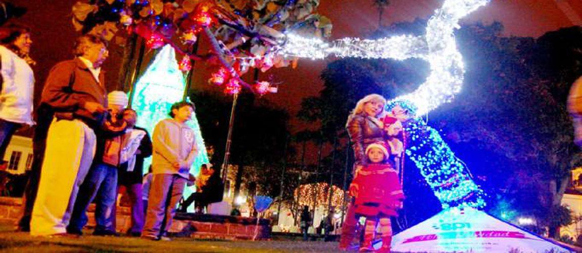 Nuevas restricciones en Ibarra para Navidad y Año Nuevo