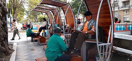 Betuneros De La Ciudad Reciben Nuevas Casetas, Con El Fin De Mejorar Sus Condiciones Laborales