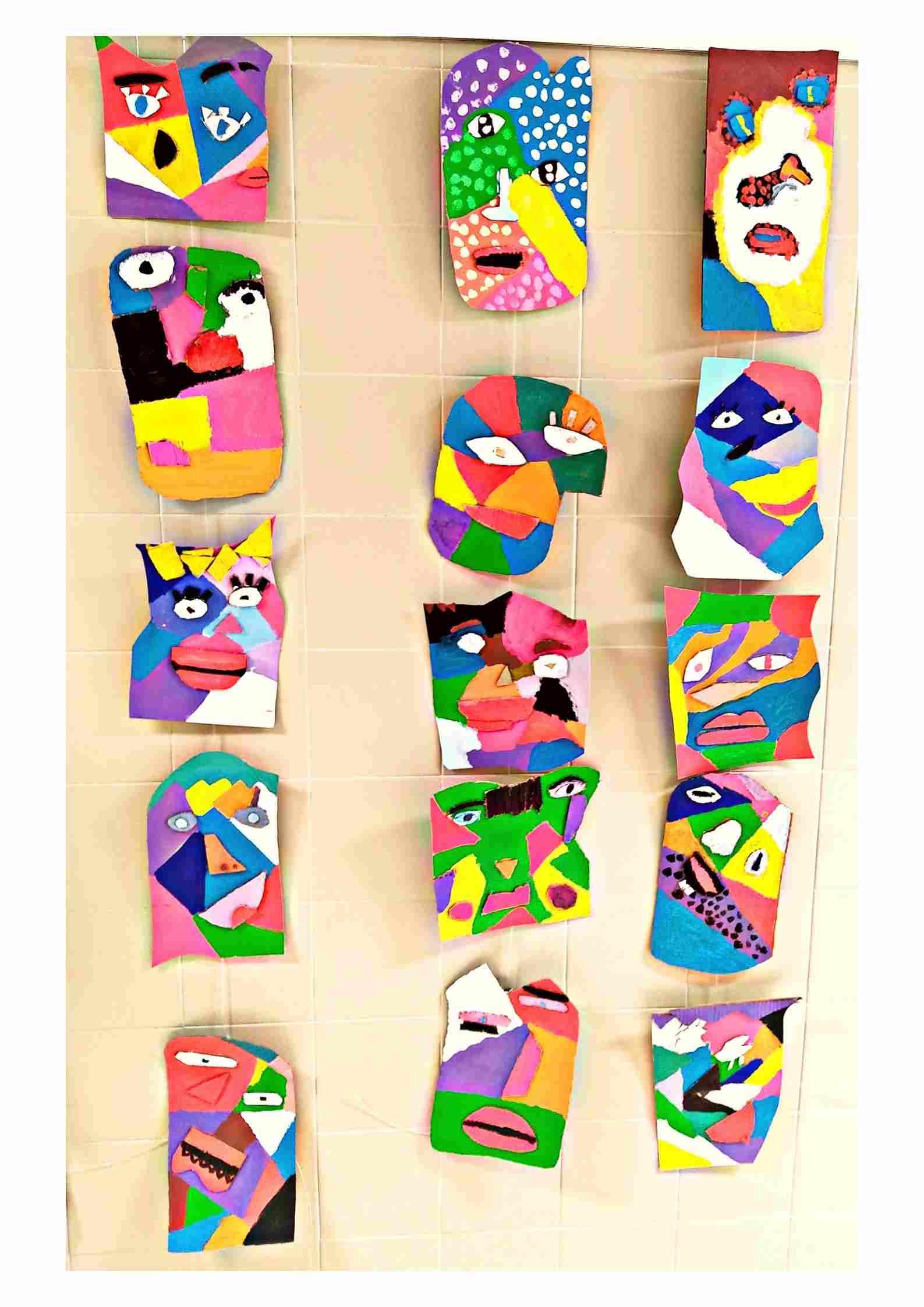PROJECTE D'ART INSPIRAT EN KIMMY CANTRELL