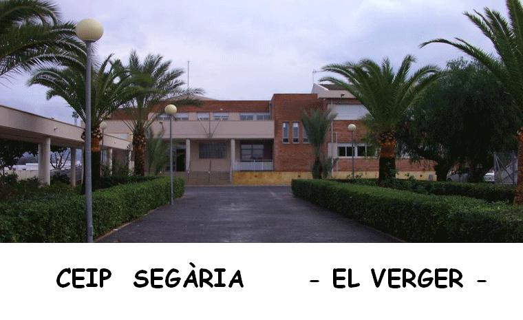 ESDEVENIMENTS AL C.E.I.P SEGARIA