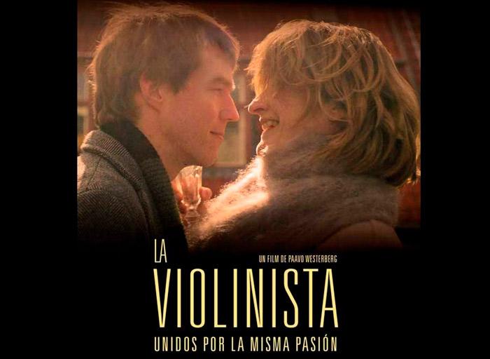 """""""La Violinista"""", película para este domingo en el """"Vital Aza"""", de La Pola"""