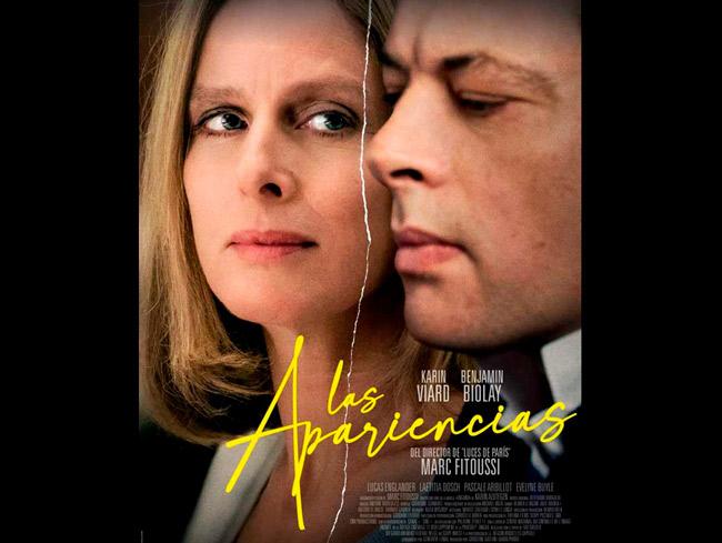 """El thriller """"Las apariencias"""", película para este domingo en el """"Vital Aza"""", de La Pola"""