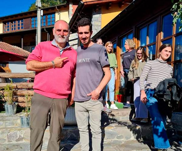 El premiado chef mierense José Andrés elogia la cocina lenense