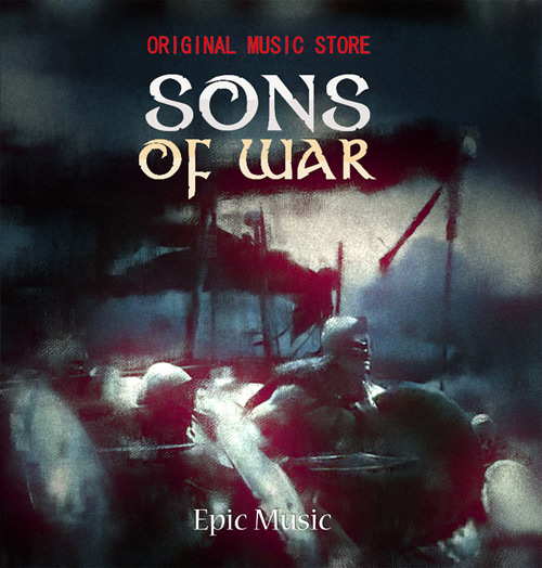 Sons of War - [discontinued album]