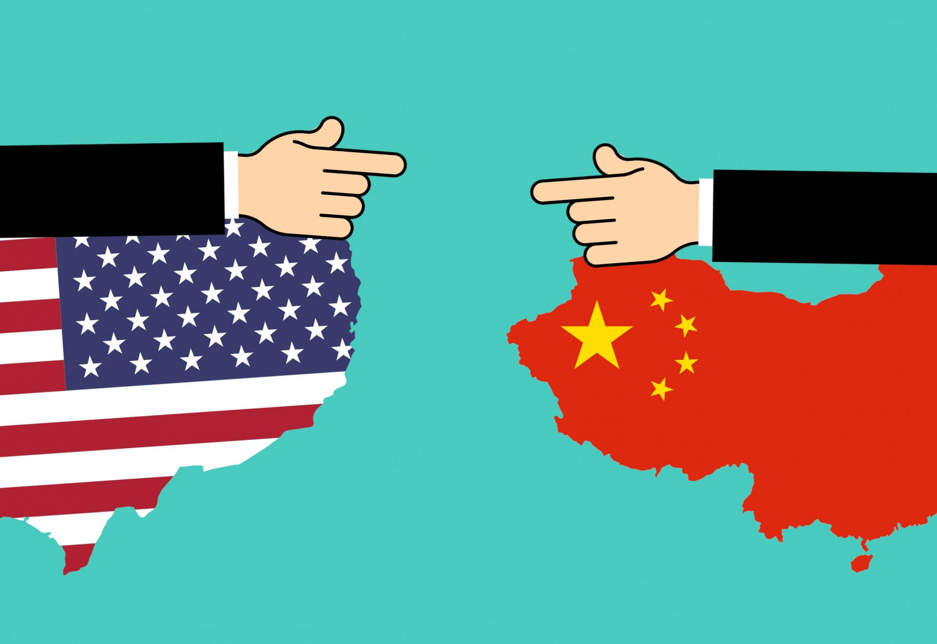 China rechaza las acusaciones de Estados Unidos de robo de tecnología