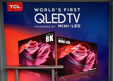 TCL revela la primera tecnología Mini-LED en el mundo