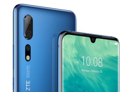ZTE Axon 10 Pro es el primer móvil 5G de la marca china