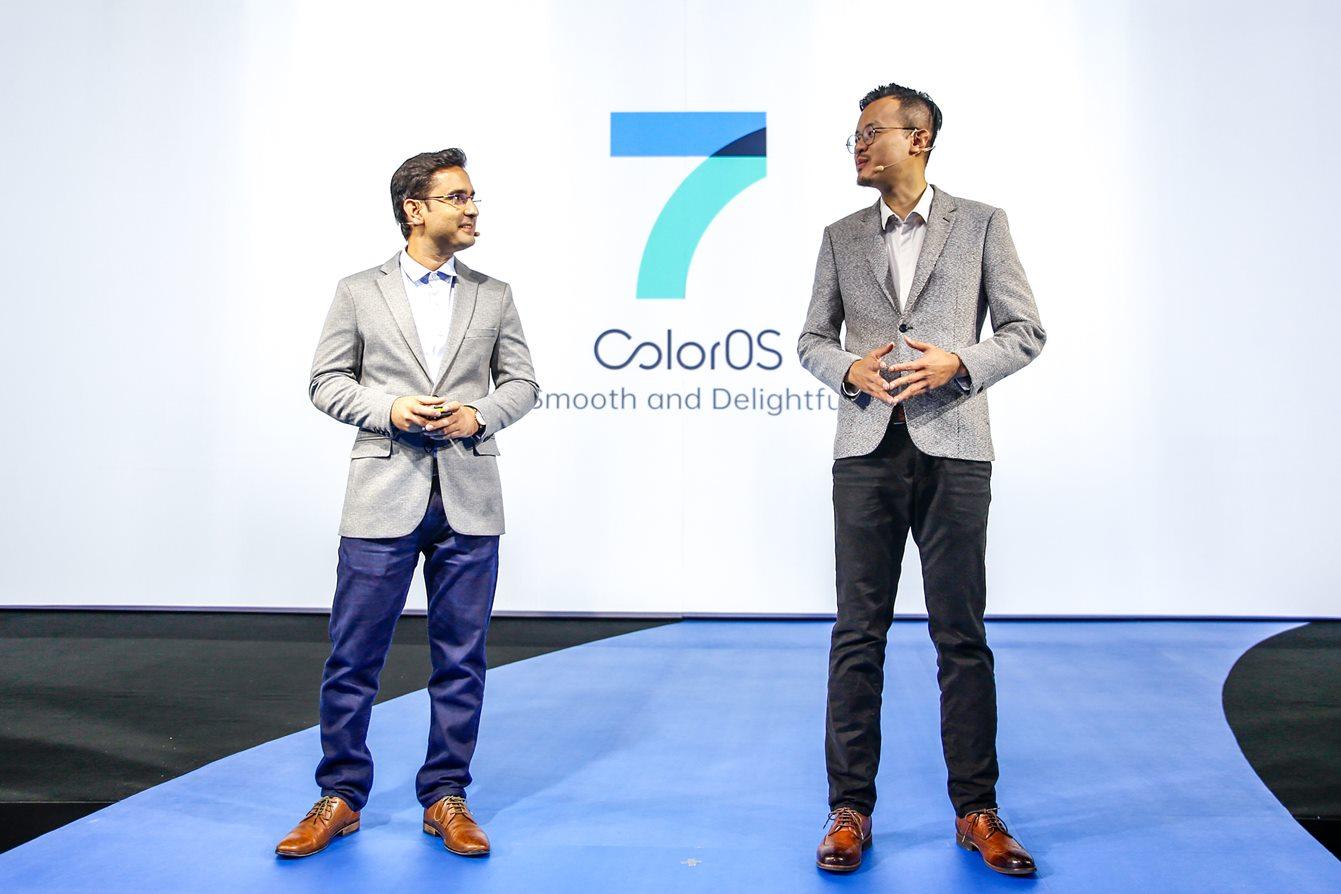 Así es el nuevo ColorOS 7 que está llegando de forma escalonada a los móviles de Oppo y Realme