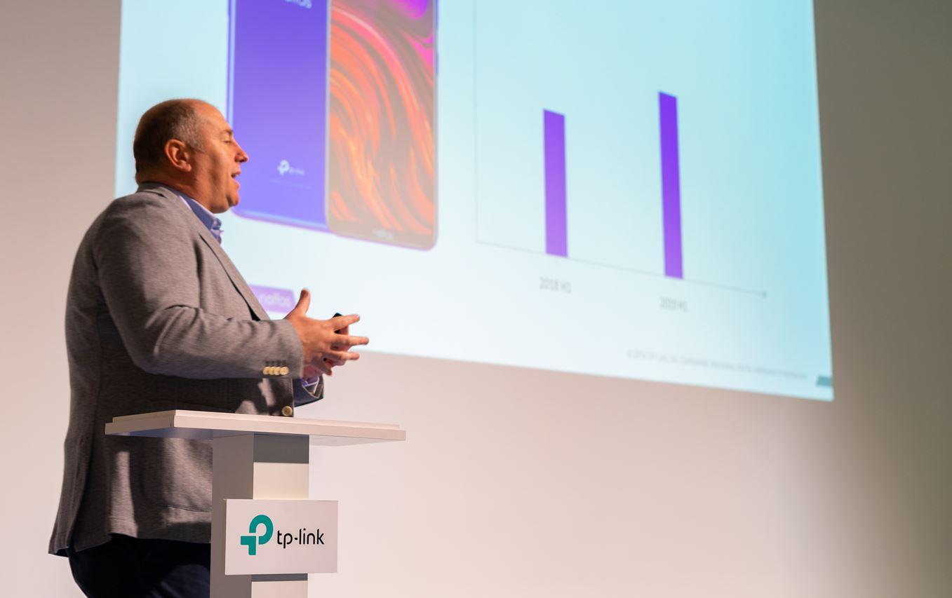 TP-Link incrementó su crecimiento en España