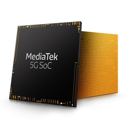 MediaTek presenta su nuevo SoC 5G