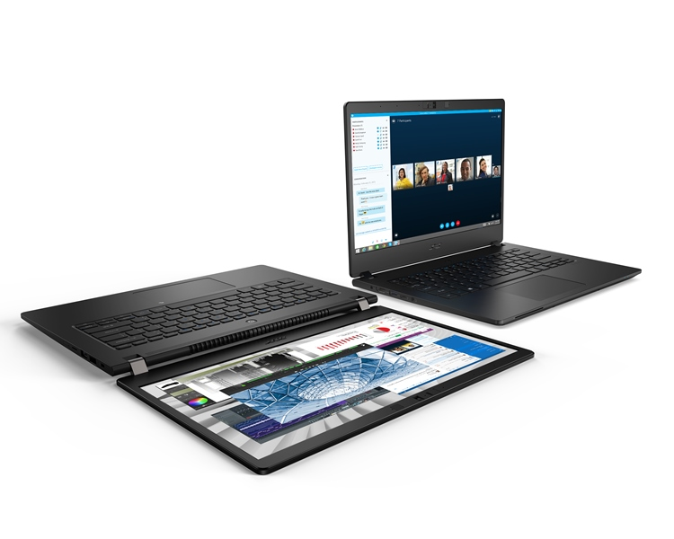 Acer presenta el nuevo portátil de su serie TravelMate P6