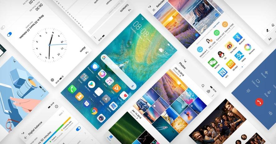 Huawei actualiza Android en sus smartphones lanzados en 2017