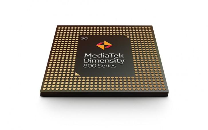 MediaTek anuncia los chipsets Dimensity 800 de la serie 5G para los nuevos teléfonos inteligentes Premium 5G