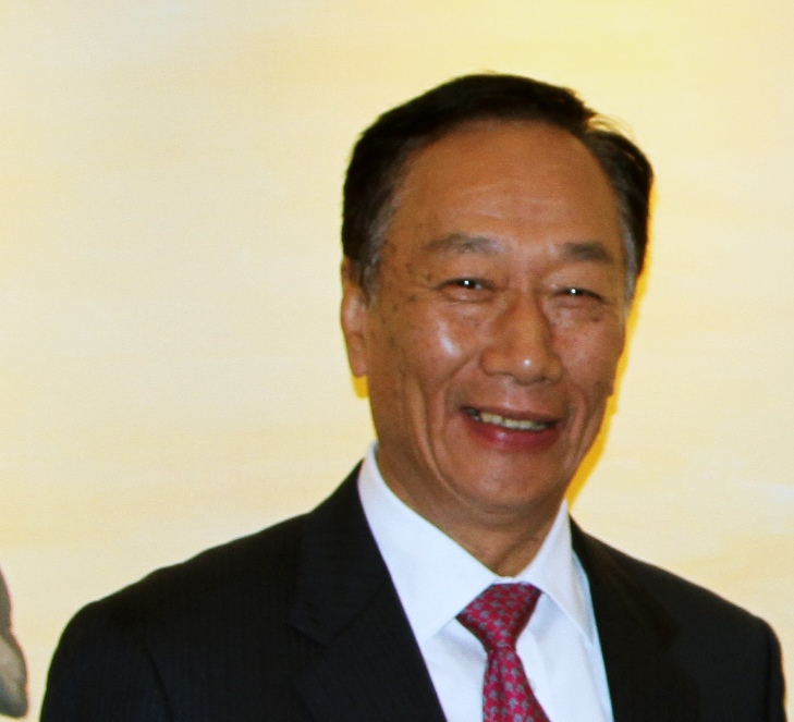 Terry Gou cede el mando en Foxconn para presentarse a las elecciones en Taiwán
