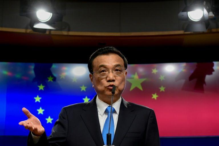 Conclusiones de la cumbre UE-China