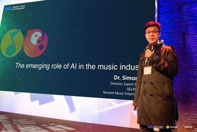 QQ Music y WeSing desvelan sus experiencias de aplicaciones de IA