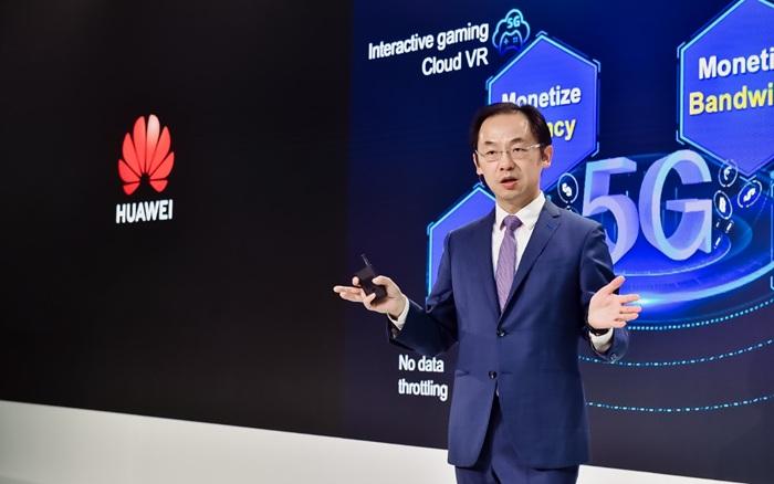 Huawei presenta sus nuevos productos y soluciones 5G