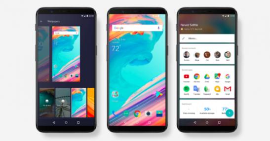 Las funcionalidades de la familia OnePlus 7 llegarán a sus predecesores