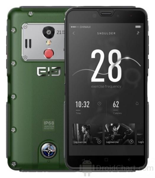 Elephone crea el primer 'móvil todoterreno' con resolución 2K