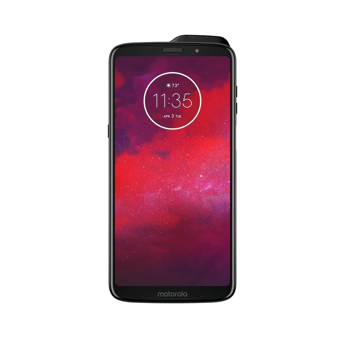Lenovo muestra el primer móvil del mercado con 5G