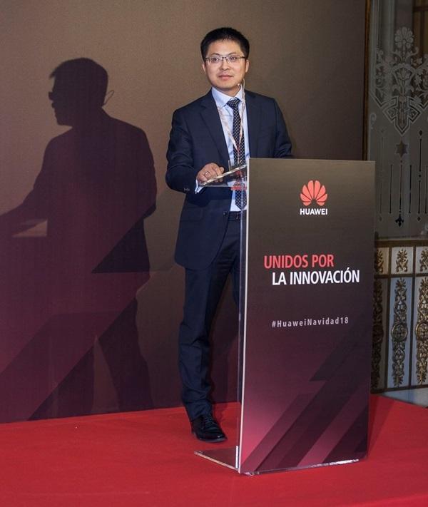 Huawei muestra su compromiso por el desarrollo de la economía digital en España
