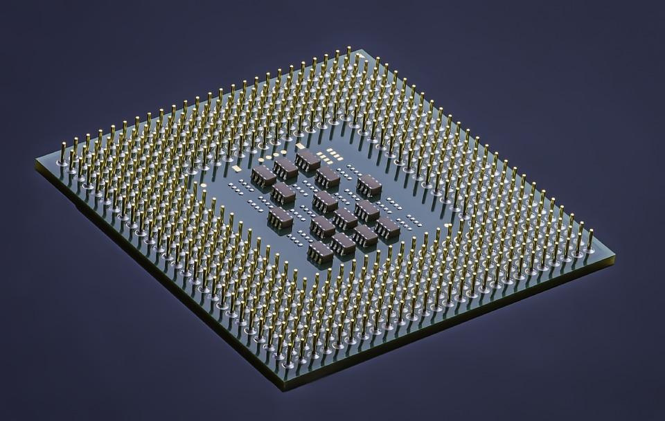 Las marcas chinas destacan en la compra de chips semiconductores