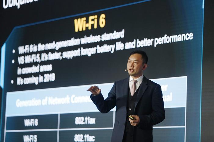 Huawei presenta cuatro productos clave para el mercado empresarial