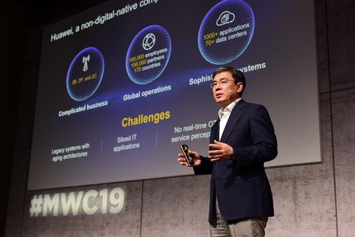 La Unidad de Negocio de Empresas de Huawei presenta su plataforma digital