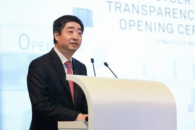 Huawei inaugura un Centro de Ciberseguridad en Bruselas