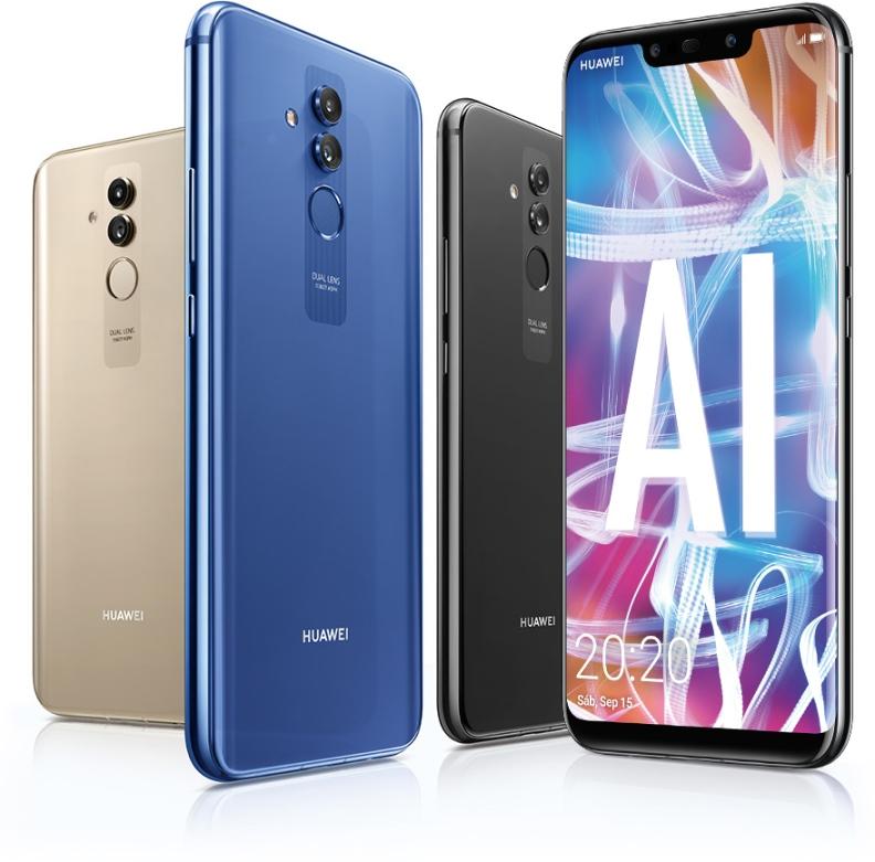 La serie Huawei Mate 20 supera los 10 millones de unidades vendidas