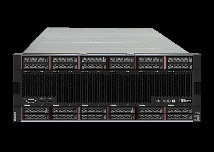 Lenovo anuncia la actualización de la cartera del centro de datos con nuevos procesadores Intel