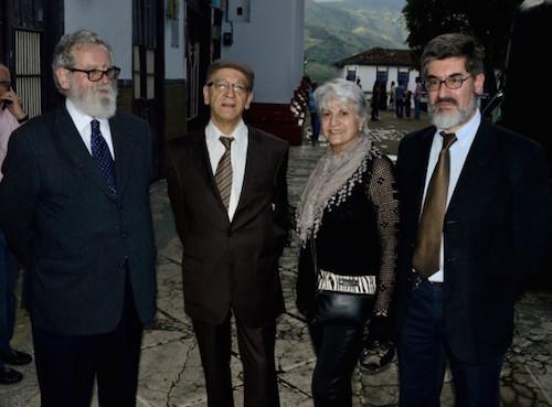 Homenaje a Rubén Sierra Mejía.