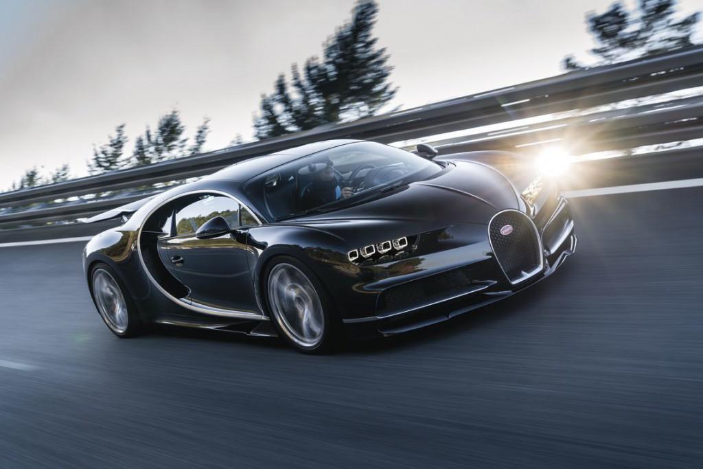 Bugatti Sorprende Con El Chiron