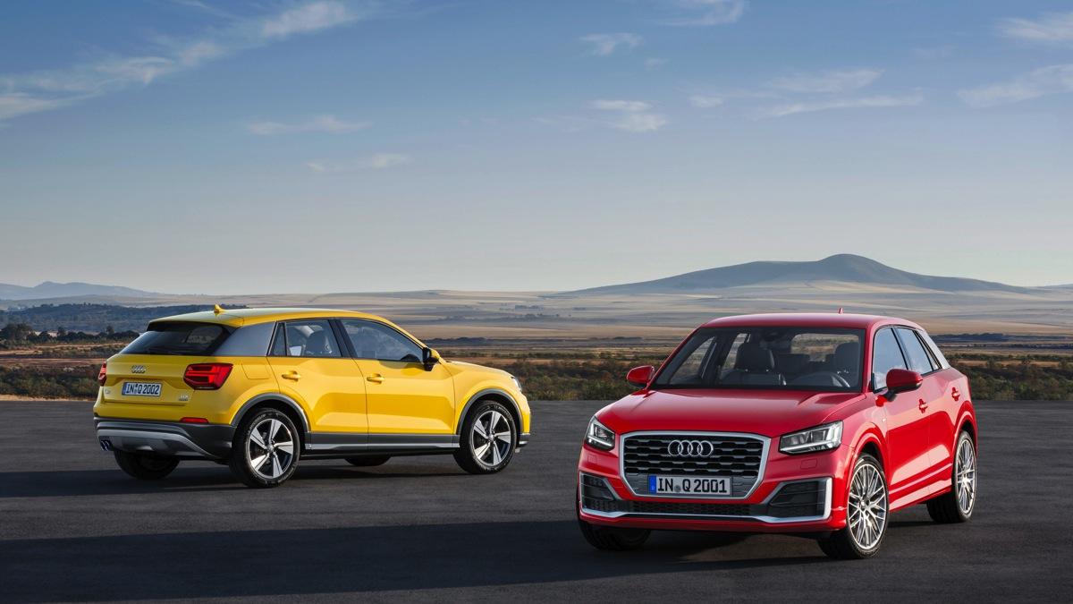 Nuevo Audi Q2: Rival de lujo para el Juke