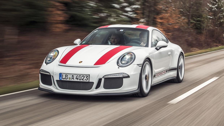 Porsche 911 R: Porsche copia el Gt3 RS sin alerón