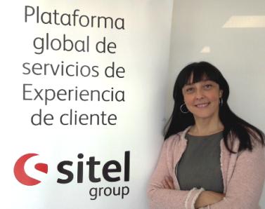 Encarna Calvo es la nueva Directora de Desarrollo de Talento en Sitel España
