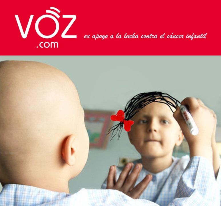 Voz apoya la lucha contra el cáncer