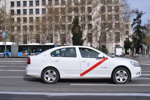 Taxistas indefensos
