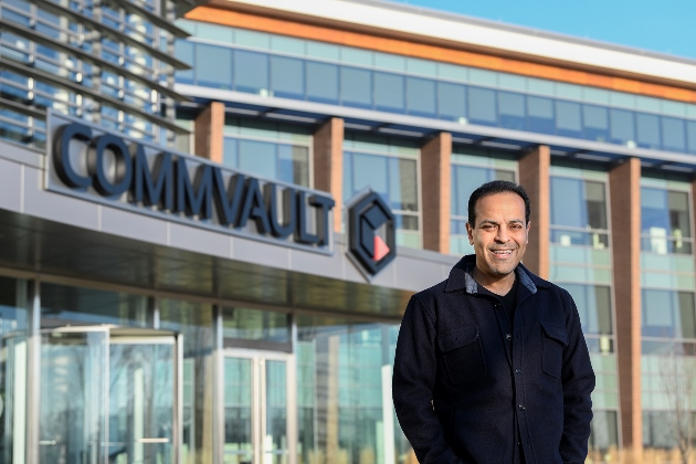 Commvault nombra a un nuevo CEO