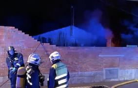 Muere un anciano con síndrome de Diógenes en el incendio de su casa en Pozuelo