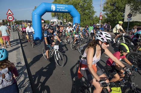 Fiesta de la Bici en Pozuelo este domingo