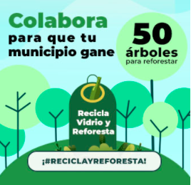 Boadilla reta a sus vecinos a reciclar vidrio para reforestar árboles