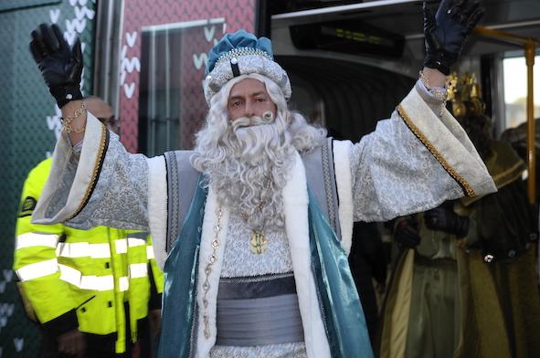 Los Reyes Magos han dejado caramelos en los buzones de Boadilla
