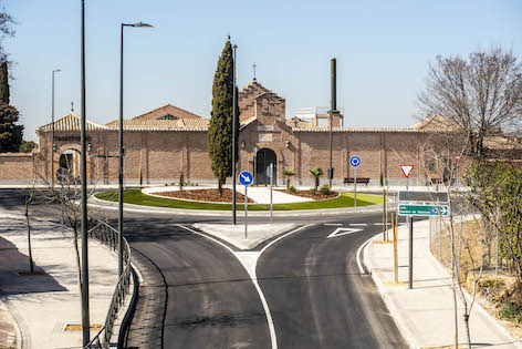 Se podrá visitar el cementerio de Pozuelo ubicado en zona confinada